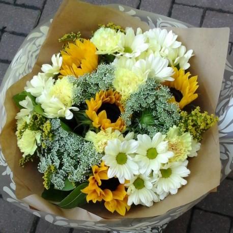 Florists Choice Hand Tied
